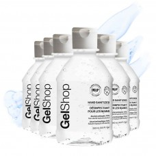 Hand sanitizing gel (6x 8.8oz/260ml)